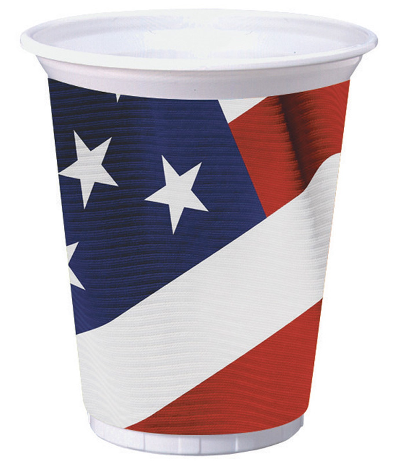 Image of American Valor 16 oz. Cup (8)