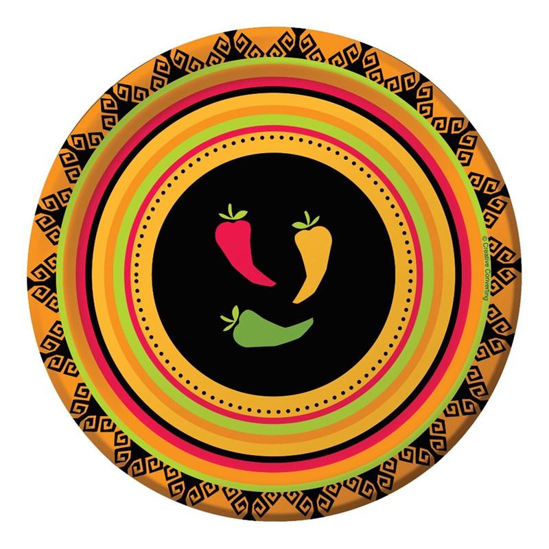 Fiesta Grande Dessert Plates (8) for the 2015 Costume season.