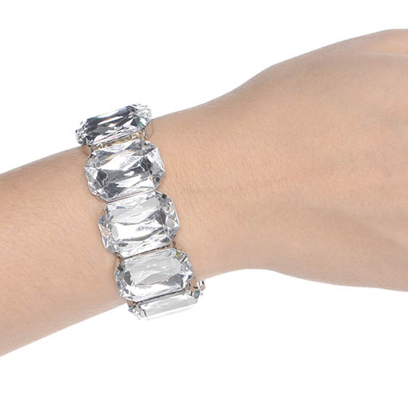 Faux Diamond Bracelet for the 2015 Costume season.