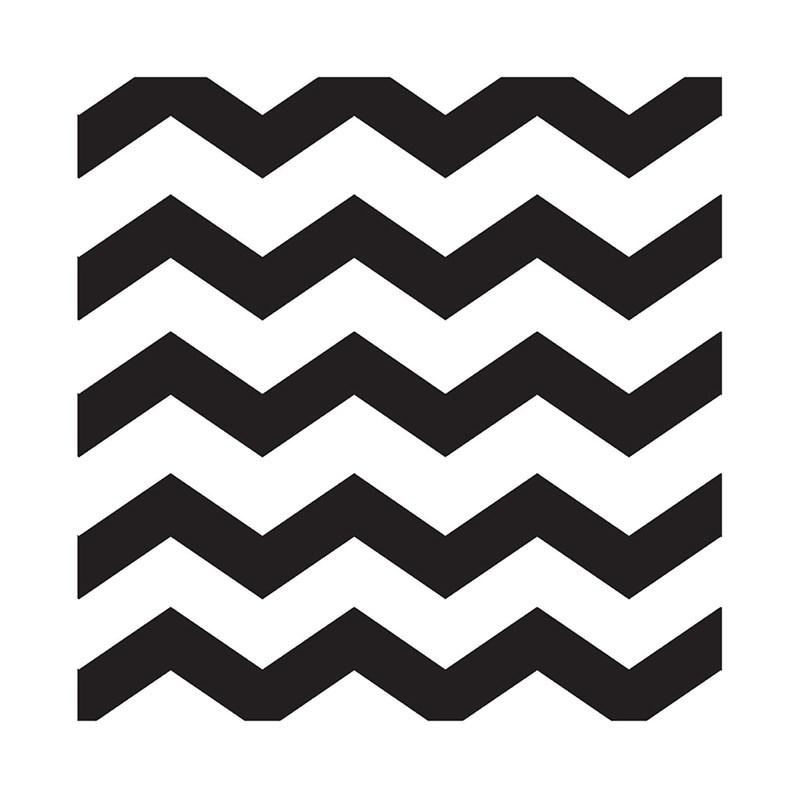 Chevron Black Beverage Napkins (16 count) for the 2015 Costume season.