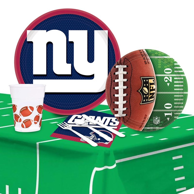 NFL New York Giants Event Pack for 8 for the 2015 Costume season.