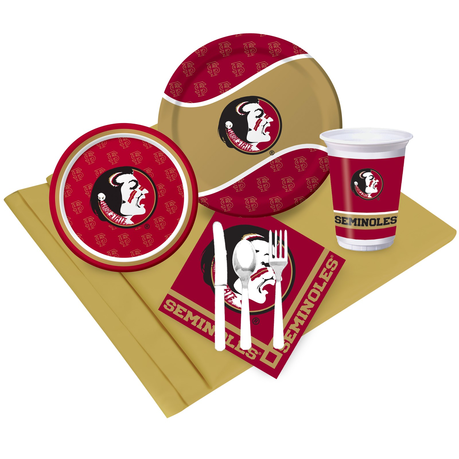 Image of Florida State University Seminoles Event Pack for 8