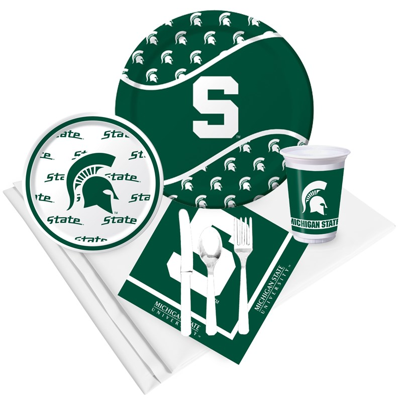 Michigan State University Spartans Event Pack for 8 for the 2015 Costume season.