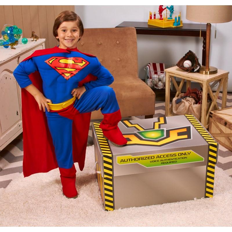 Superhero Dress up Trunk for the 2015 Costume season.