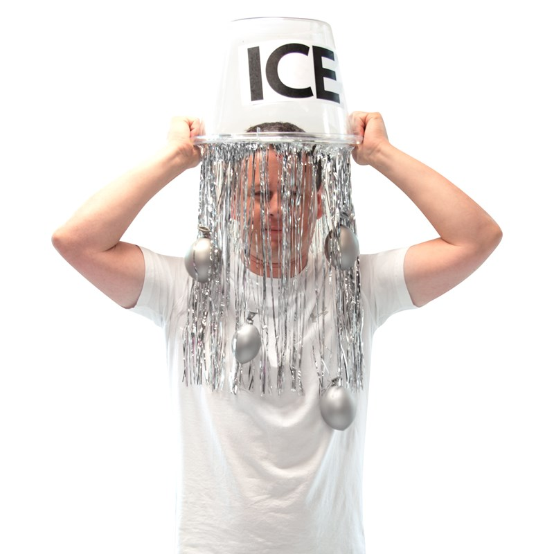 Ice Bucket Costume for the 2015 Costume season.