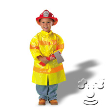 Firefighter Child - kids when I grow up costumes