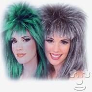 Glitter Diva Wig Silver