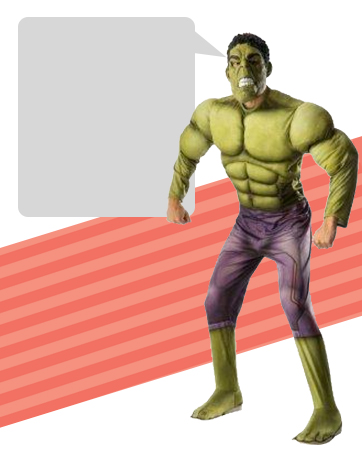 Hulk Bio