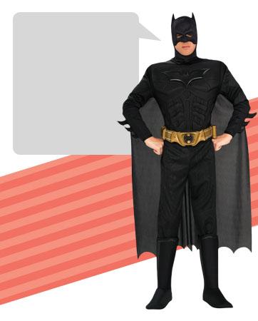 Batman Bio
