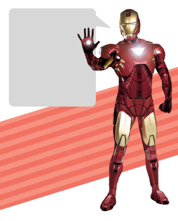 Iron Man Bio