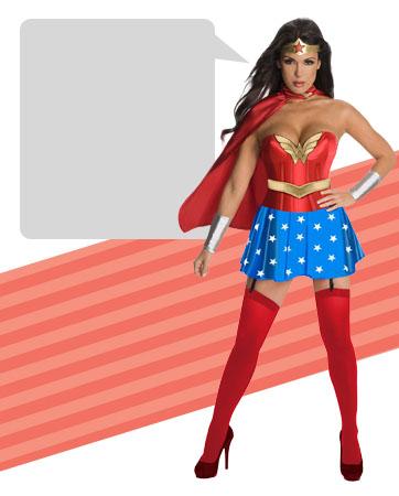 Wonder Woman Bio
