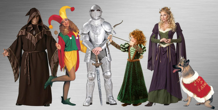 Renaissance Group Costumes