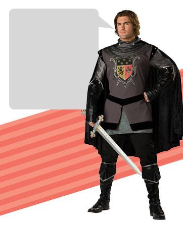 Renaissance Knight Bio