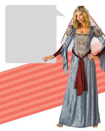 Medieval Maiden Bio