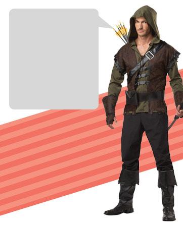 Robin Hood Bio