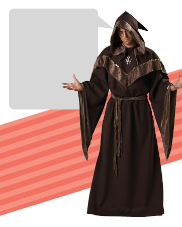 Mystic Sorcerer Bio