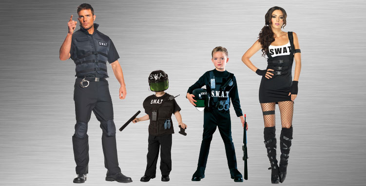 SWAT Costume Group