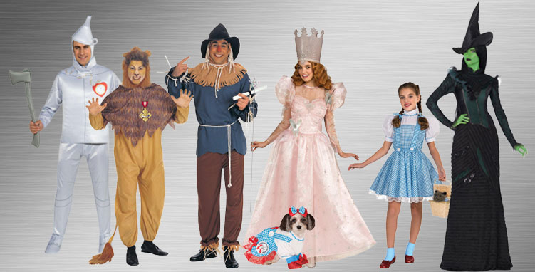 Wizard Of Oz Ideas