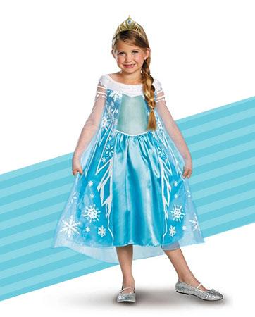 Older Sister Elsa