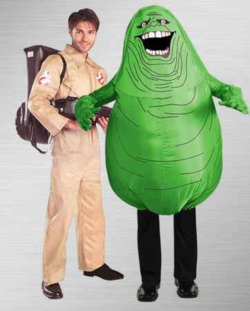 Ghostbuster & Slimer