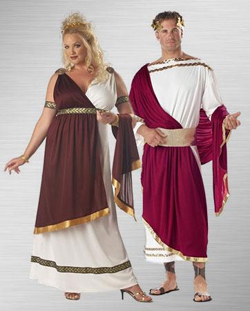 Greek Roman Costumes
