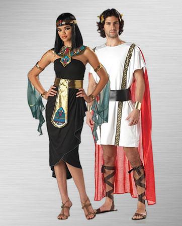 Cleopatra & Antony Costume