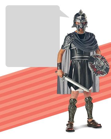 Gladiator Bio