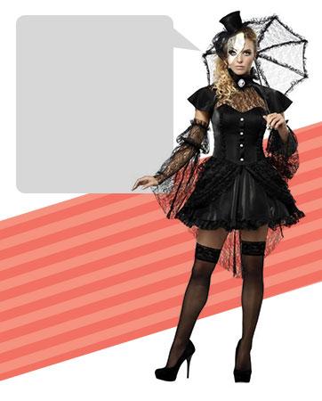 Victorian Doll Bio