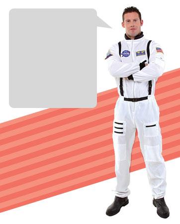 NASA Astronaut Bio