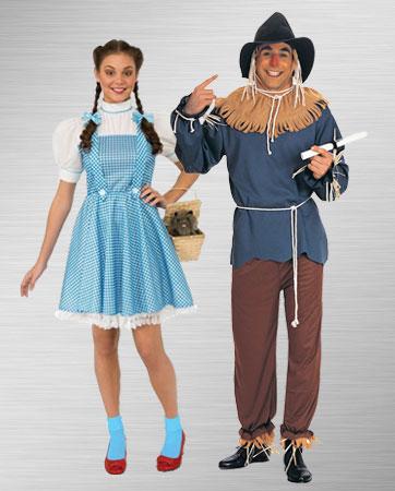 Dorothy & Scarecrow