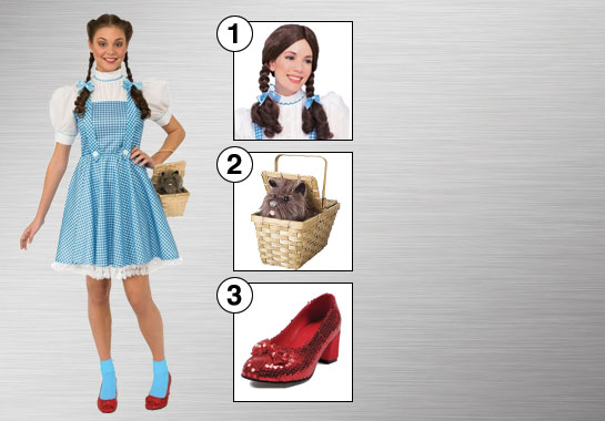 Dorothy Costume Enhance Your Style