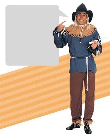 Scarecrow Bio