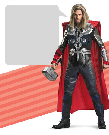 Avengers Thor Bio