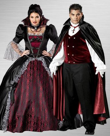 Couples Vampire Costume
