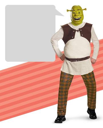 Shrek Bio