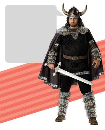Viking Warrior Bio