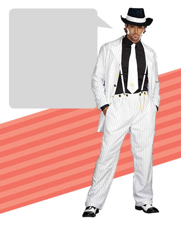Zoot Suit Guy Bio