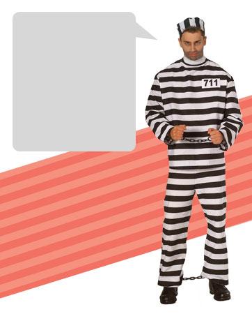 Male Convict Bio