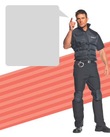 SWAT Officer Bio