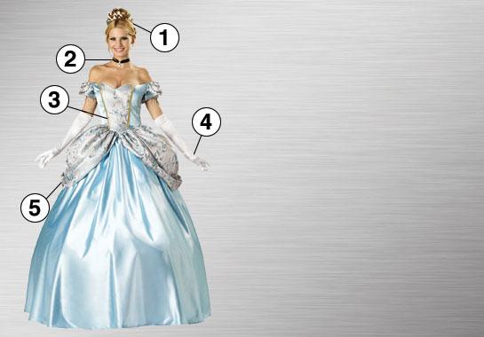 Enchating Princess Ultimate Costume