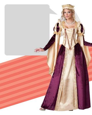 Renaissance Princess Bio