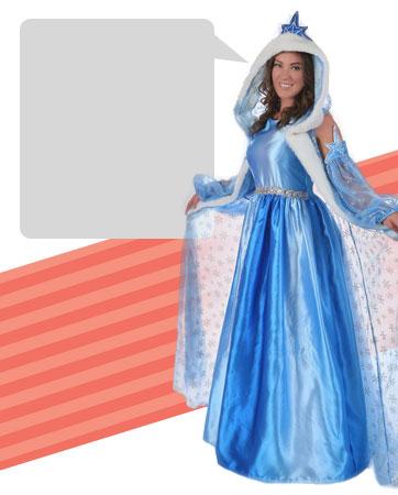 Winter Princess Bio