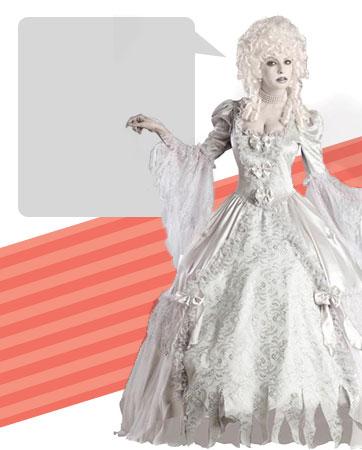 Ghost Lady Bio
