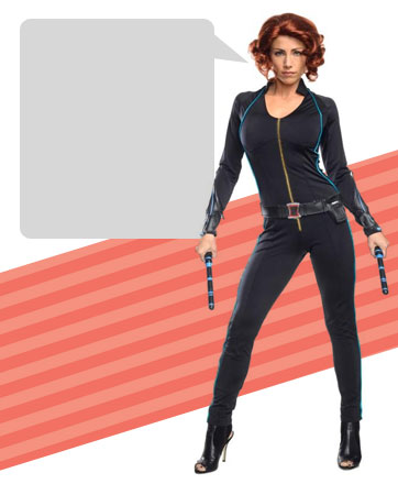 Black Widow Bio
