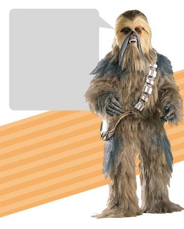 Chewbacca Bio