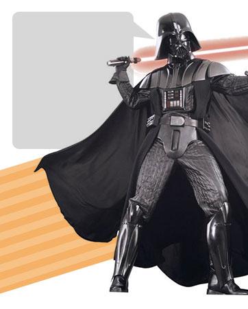Darth Vader Bio
