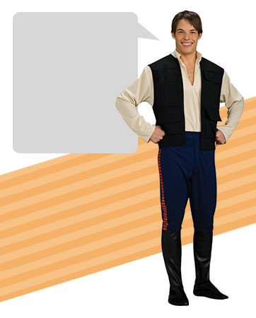 Han Solo Bio