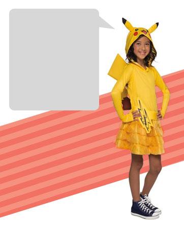Pikachu Bio