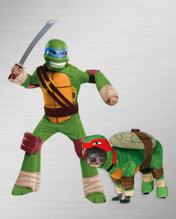 Leonardo & Raphael Costumes
