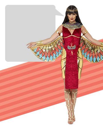 Goddess Isis Bio